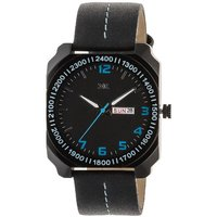 Killer Black Dial Analog Watch For Men  KLW5016F