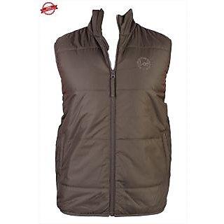 Lee Light Green Jacket For Men