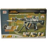 Wishkey Combat Gun with flashing lights  Sound