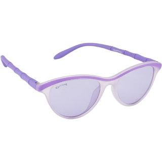 8faac7381b Glitters Stylish Purple UV Protection Sunglass CT2002C8 available at  ShopClues for Rs.199