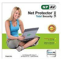Net Protector Antivirus Total Security 2015