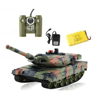 ShopClues: Infrared War Battle Tank Rc Remote Radio Control Car Toy Game @448