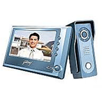 Godrej 7 Solus Video Door Phone (Free Installation)