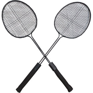 Suraj baby badminton racquets with 2 cocks for your kids SE-BR-05