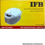 Ifb Rice Cooker