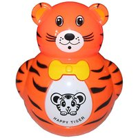 Baby Tumbler Music Animal Roly-Poly Toy For Kids