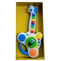 Musical Guitar with Electronic Drum  Organ Keyboard For Kids