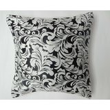 Decorika Velvet Printed Cushion Cover Set Of 2 Pcs
