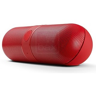 GOOD-QUALITIES-BEAT-PILL-RED-BLUETOOTH-SPEAKER-FOR-ALL-MOBILE(FDSR7894)