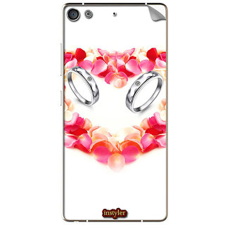 Instyler Mobile Skin Sticker For Gionee Elife S7 MSGIONEES7DS-10112