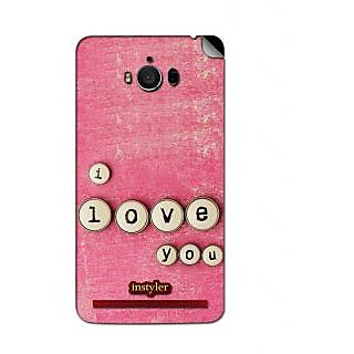 Instyler Mobile Skin Sticker For Asus Zenfone Max Zc550Kl MSASUSMAXZC550KLDS-10126