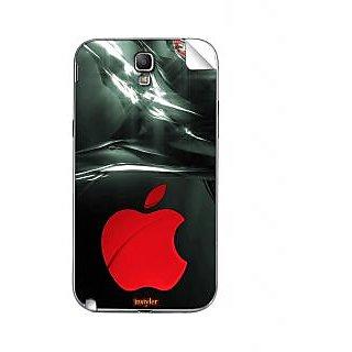 Instyler Mobile Skin Sticker For Samsung Galaxy Note 3 Neo N7505 MSSGNOTE3NEON7503DS-10012
