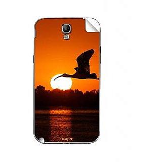 Instyler Mobile Skin Sticker For Samsung Galaxy Note 3 Neo N7505 MSSGNOTE3NEON7503DS-10015