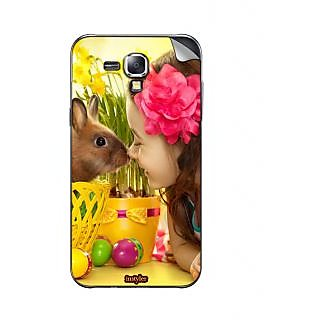 Instyler Mobile Skin Sticker For Samsung Galaxy S Duos S7562 MSSGSDUOSS7562DS-10067