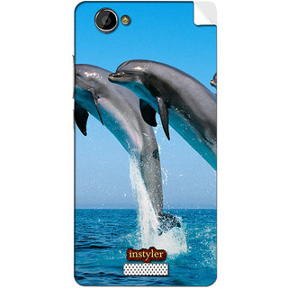 Instyler Mobile Skin Sticker For Gionee M2 MSGIONEEM2DS-10014