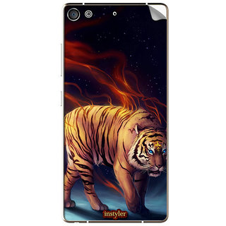 Instyler Mobile Skin Sticker For Gionee Elife S7 MSGIONEES7DS-10020