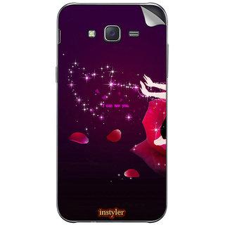 Instyler Mobile Skin Sticker For Samsung Galaxy Tizen Z3 MSSGTIZENZ3DS-10114