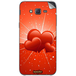 Instyler Mobile Skin Sticker For Samsung Galaxy Tizen Z3 MSSGTIZENZ3DS-10117
