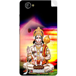 Instyler Mobile Skin Sticker For Gionee M2 MSGIONEEM2DS-10094