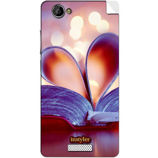 Instyler Mobile Skin Sticker For Gionee M2 MSGIONEEM2DS-10123