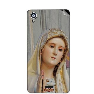Instyler Mobile Skin Sticker For Gionee Pioneer P6 MSGIONEEPIONEERP6DS-10083