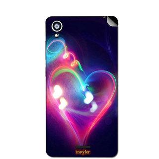 Instyler Mobile Skin Sticker For Gionee Pioneer P6 MSGIONEEPIONEERP6DS-10118