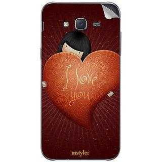 Instyler Mobile Skin Sticker For Samsung Galaxy Grand Neo MSSGGRANDNEODS-10127