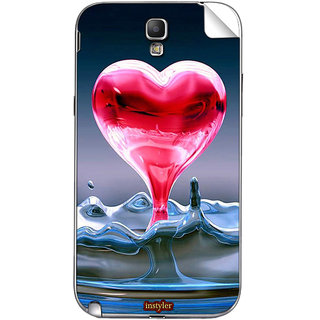 Instyler Mobile Skin Sticker For Samsung Galaxy Note 3 Neo N7505 MSSGNOTE3NEON7503DS-10120