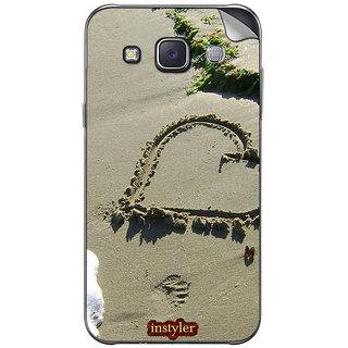 Instyler Mobile Skin Sticker For Samsung Galaxy Grand Max  MssgGrandmaxDs-10105