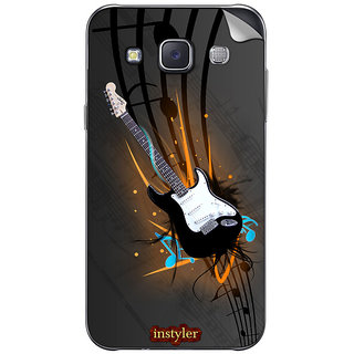 Instyler Mobile Skin Sticker For Samsung Galaxy Grand Max  MssgGrandmaxDs-10135