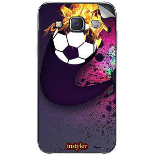 Instyler Mobile Skin Sticker For Samsung Galaxy Grand Max  MssgGrandmaxDs-10140