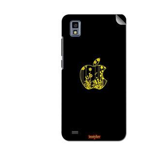 Instyler Mobile Skin Sticker For Gionee Pioneer P2M MsgioneePioneerp2MDs-10010