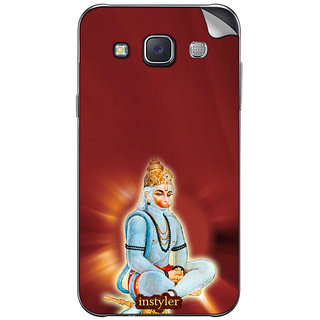 Instyler Mobile Skin Sticker For Samsung Galaxy A7Duos (2015) MssgA7Duos2015Ds-10099