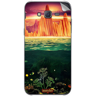 Instyler Mobile Skin Sticker For Samsung Galaxy Core Prime  MssgCoreprimeDs-10152