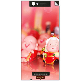 Instyler Mobile Skin Sticker For Gionee Elife S5.1 Gn9005 MsgioneeS5.1Gn9005Ds-10064