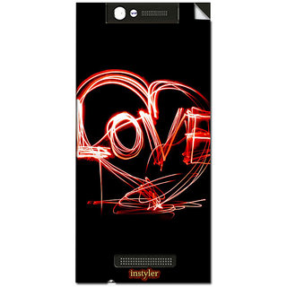 Instyler Mobile Skin Sticker For Gionee Elife S5.1 Gn9005 MsgioneeS5.1Gn9005Ds-10121