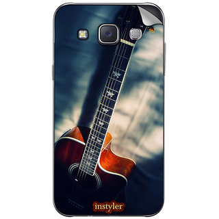 Instyler Mobile Skin Sticker For Samsung Galaxy A7Duos (2015) MssgA7Duos2015Ds-10136