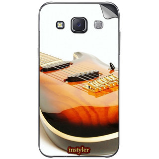 Instyler Mobile Skin Sticker For Samsung Galaxy A7Duos (2015) MssgA7Duos2015Ds-10137