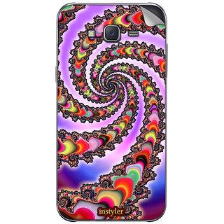 Instyler Mobile Skin Sticker For Samsung Galaxy Core Prime  MssgCoreprimeDs-10156