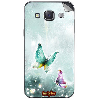 Instyler Mobile Skin Sticker For Samsung Galaxy A3 MssgA3Ds-10040