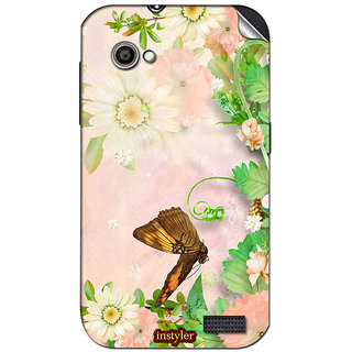 Instyler Mobile Skin Sticker For Gionee Gpad G2 MsgioneeGpadg2Ds-10044