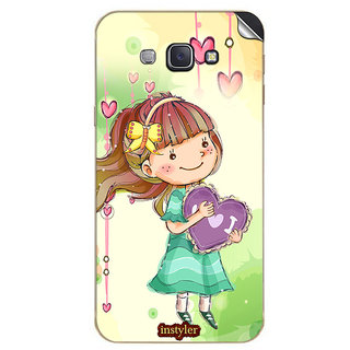 Instyler Mobile Skin Sticker For Samsung Galaxy A8 MssgA8Ds-10061