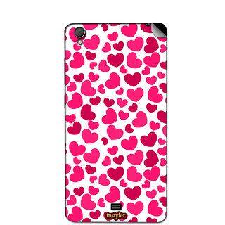 Instyler Mobile Skin Sticker For Gionee Pioneer P4S MsgioneePioneerp4SDs-10116