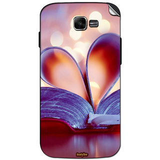 Instyler Mobile Skin Sticker For Samsung Galaxy Star Pro S7262 MSSGSTARPROS7262DS-10123