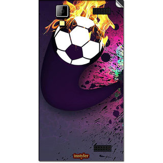 Instyler Mobile Skin Sticker For Gionee Gpad G5 MSGIONEEGPADG5DS-10140