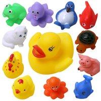 Baby Bath Toys-Set Of 12