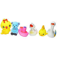 Baby Bath Toys-Set Of 6