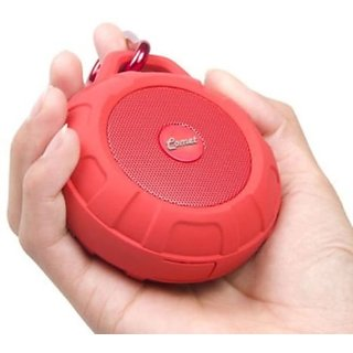 Portronics-Comet-Bluetooth-Speaker-with-FM-POR-194-Red