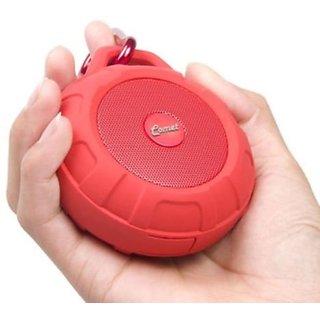 Portronics Comet Bluetooth Speaker with FM POR-194 - Red