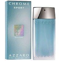 AZZARO CHROME Sport EDT For Men 100ml